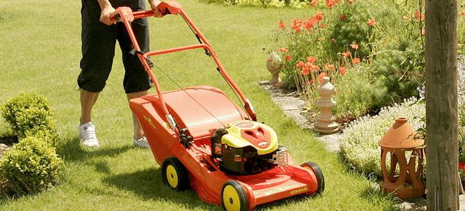 Utilizar equipos de jardinería